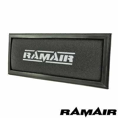 Ramair Replacement Panel Foam Air Filter for Smart FourTwo 451 Coupe & Cabriolet