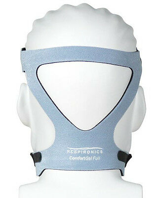 Headger Replacement for Respironics Comfort Gel Blue Full Face Mask New Sealed
