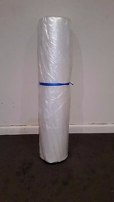Pallet Top Cover Clear Plastic Sheets 1 Roll 250 168 cm x 168 cm ( Clearance )