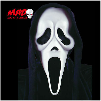 Official Scream Ghostface Mask - Halloween Costume SCARY! Licensed Funworld