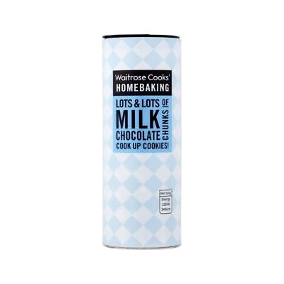 Cooks' Ingredients Belgian Milk Chocolate Chunks Waitrose 100g