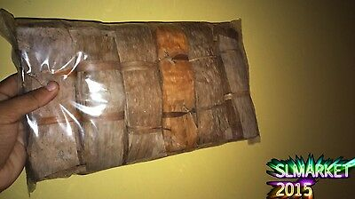 Dried Banana Leaves Pet Supplies Care Fish , Aquariums 620 Pieces. free shipping
