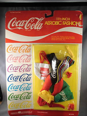 Coca Cola Aerobic Fashion Outfit for 11 1/2 inch Doll