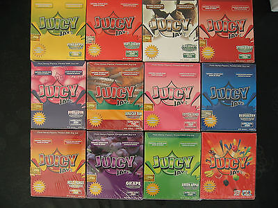 Juicy Jays Flavoured Kingsize Slim  Rolling Papers Rizla  **(Buy 4 Get 1 Free)**