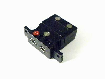 New Cole-Parmer 08509-41 Type J Standard Connection Panel Jack (6 Avail)