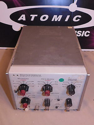 HP Hewlett-Packard 8004a PULSE GENERATOR - TESTED!!!