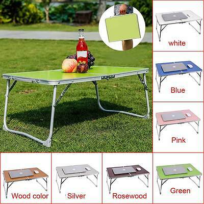 Multifunction Children Portable Folding Outdoor Picnic Laptop BedTray Table