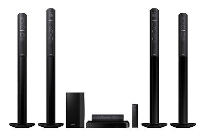 NEW Samsung HT-J7750W 7.1ch Home Theatre System With Wireless Rear Speakers