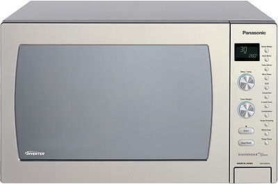 NEW Panasonic NNCD997S 42L Convection Microwave 1000W