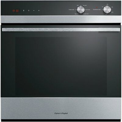 NEW Fisher & Paykel OB60SC5CEX1 60cm Electric Built-In Oven