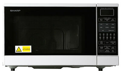 NEW Sharp R890NW 20L Convection Microwave 900W