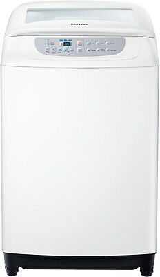 NEW Samsung WA65F5S2URW 6.5kg Top Load Washing Machine