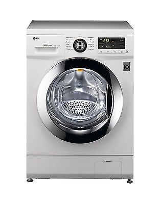 NEW LG WD14022D6 7.5kg Front Load Washing Machine