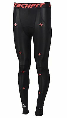 Adidas Techfit Recovery 3 In 1 Short Tights And Calf Pants