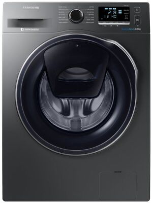 NEW Samsung WW85K6410QX AddWash       8.5kg Front Load Washing Machine