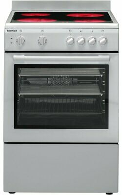 NEW Euromaid CW60 Freestanding Electric Oven/Stove