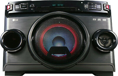 NEW LG OM4560 Mini Hi-Fi System with Bluetooth