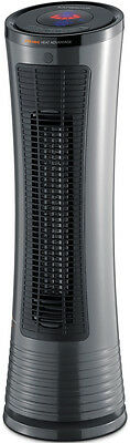 NEW Kambrook KCE240GRY Electric Ceramic Tower Heater