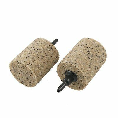 Sourcingmap Fish Tank Mineral Bubbles Air Stone, Beige