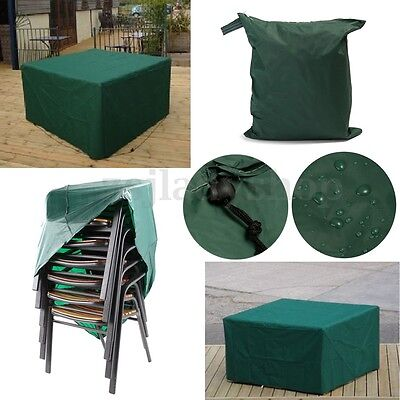 9 Size Waterproof Outdoor Patio Garden Furniture Rain Snow Cover for Table Chair