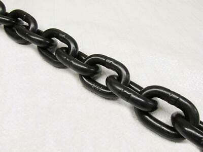 10MM Grade 80 Short Link Chain - 3.15 Ton Chain Sling Lifting