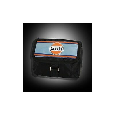 Continental Racing Gulf Collection Sat Nav Bag - blauen Streifen