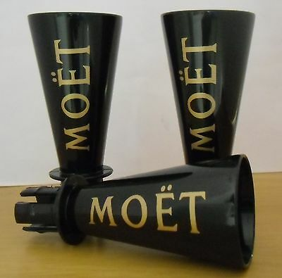 Moet & Chandon Mini Bottle Sipper Spout 3 Moet Mini Bottle Party Wedding Fiesta