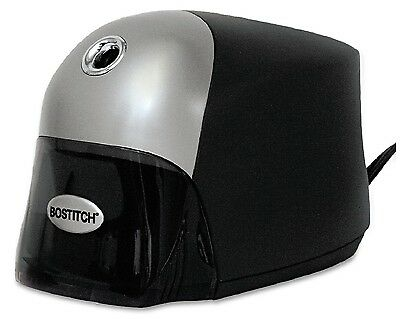 Stanley Bostitch Quiet Sharp Executive Electric Pencil Sharpener Black