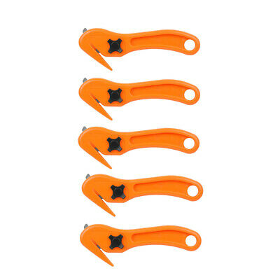 5 X Tooltime 150Mm Film Slitter Box Tape Opener Strap Cutter Safety