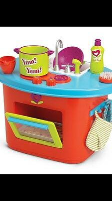 Americn Girl Bitty Baby Twin Kitchen *Retired* BNIB This Kitchen is a Must Have!