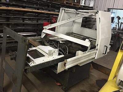 Cincinnati Sabre Milacron CNC VMC Vertical Machining Milling Center 750 Pallet C