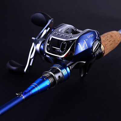 baitcasting combos, rod & reel combos, fishing, sporting goods, Fishing Rod