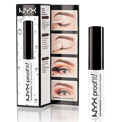 NYX Proof It ! Waterproof Eye Shadow Primer PIES01