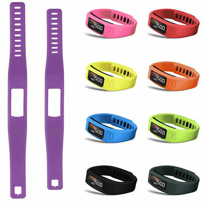 New Silicone Replacement Wrist Band Strap +Clasp For Garmin Vivofit 2 Bracelet