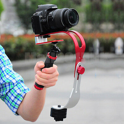 Handheld Video Stabilizer Steady cam for DSLR DV Digital Camera Camcorder Iphone