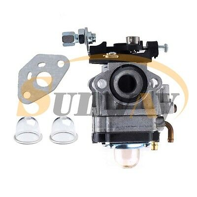 Carburetor & Gasket Fit Universal CG330 Strimmer Trimmer 11MM Bore Carburettor
