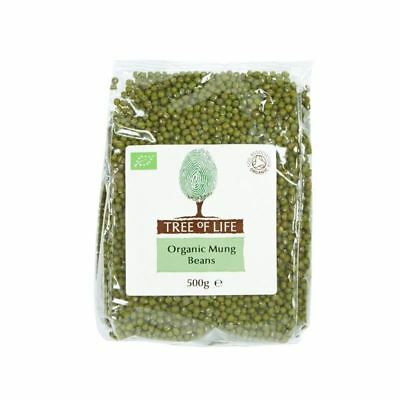 Tree of Life Organic Mung Beans 500g