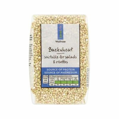 Buckwheat Waitrose Love Life 375g