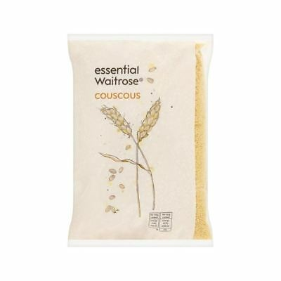 Couscous essential Waitrose 500g