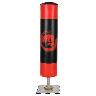 """Heavy Boxing Punching Bag 39"""" Speed Training Kicking MMA Workout W/ Chain Hook"""