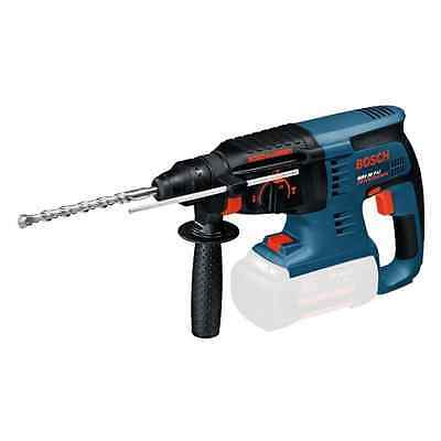 New Bosch GBH 36 V-Li Cordless Combi Hammer Drill Body Only In Carry Case (5277)