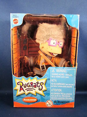 Nickelodeon Rugrats Chuckie Action Figure