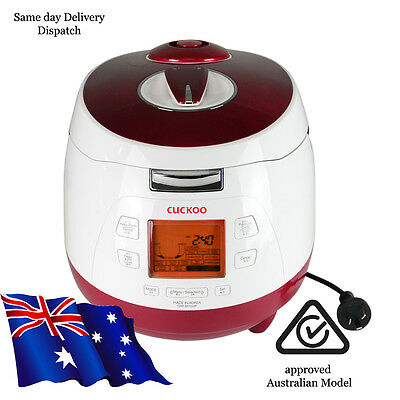 Cuckoo Rice Pressure Cooker 10 Cups CRP-M1059F / 240V