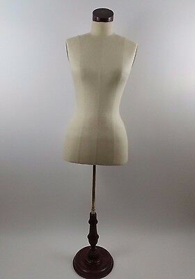 Victoria's Secret Sewing Mannequin Superior New York Model Forms. Free Shipping