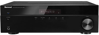 NEW Sherwood RX-4508 Stereo Receiver with Bluetooth