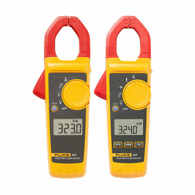 Fluke 323 324 325 Digital Clamp Meter True RMS Genuine Fluke Distributor