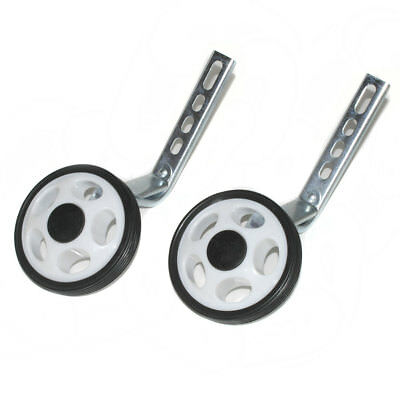 """2pc Child Bicycle Bike Cycle Universal Training Wheels Stabilizers 12-20"""" Safety"""