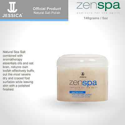 Jessica ZenSpa Pedicure - Perfection Natural Salt Polish - 140 grams / 5 oz