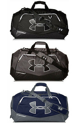 Under Armour Duffle Bag Storm Undeniable II Large Gym Bag 5000 cu. NEW