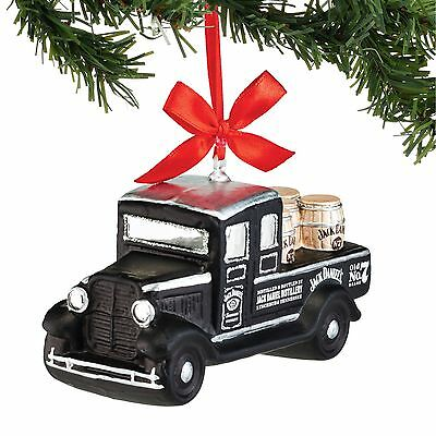 Department 56 Jack Daniels Tennessee Whiskey Delivery Truck Ornament 4052182